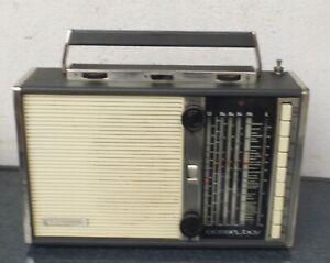 Vintage Grundig Ocean-Boy 204 Kofferradio ca. 1963 ungeprüft  Sammler/Bastler
