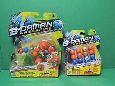 BD-06 Strike Avian + 16 Marble reload Crossfire Hasbro figure Figurine B-Daman