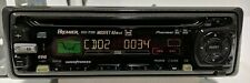 PIONEER DEH-P300 PREMIER Super Tuner Cd/MP3/WMA Player -Tested Fully-