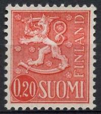 Finland 1963-75 SG#653, 20p Scarlet Definitive Die I MNH #A93751