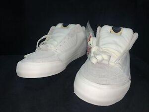 VANS Taka Hayashi x Style 98 LX Marshmallow Shoes Men's Sz 9.5 VN0A4U1IXU0