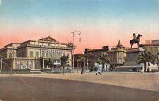 (418)  Postcard of Opera Square, Cairo, Egypt