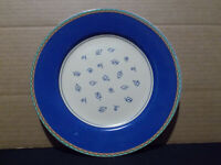 Oneida Doodle Pattern 1998 Casual China Salad Plate
