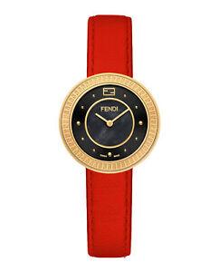 Womens Yellow Gold Fendi Watches Fendi My Way F370421573