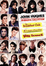 John Hughes Yearbook Collection (The Breakfast Club / Sixteen Candles / Weird Sc
