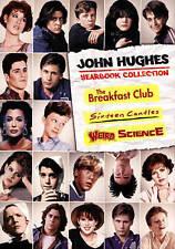 John Hughes Yearbook Collection (DVD, 2015, 3-Disc Set)