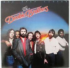 "The Doobie Brothers ""ONE STEP CLOSER"" HS 3452 Vinyl 1980 Record LP (EX)"