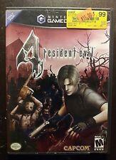 Resident Evil 4 (Nintendo GameCube, 2005)  Incomplete
