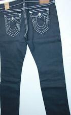 Nwt True Religion Men Denim Jeans Ricky Super T Straight 44 x 34 Made in USA