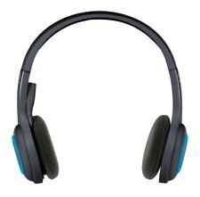 Logitech LGT-H600 - Headset - Kabellos Stereo 280 g - Blau / Graphite / Schwarz