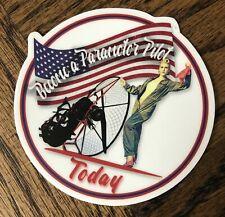 Paramotor Sticker