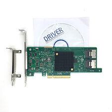 OEM LSI SAS 9207-8i-Speicher-Controller - 8 Kanal SATA 6Gb/s / SAS low LSI00301