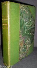 Contes du Chevalier de BOUFFLERS 1/30 Whatman Reliure signée Ill. LALAUZE UZANNE