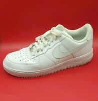 Nike Mens Air Force One 1 AF-1 Low White Shoes 315122-111 Mens Size 11