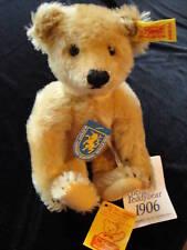 Vintage with tags 1985 STEIFF TEDDY BEAR 1906 Replica MOHAIR W GERMANY Giengen
