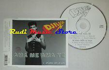 CD Singolo DJ FLASH Ama me ama te m'ama non 1995 italy CRIME SQUAD 036 mc (S10)