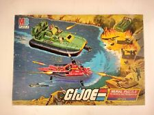 GI Joe Mural Puzzles Battle # 4 in set Vintage 1985 Milton Bradley Hasbro 4579-4