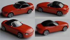 MAJORETTE-BMW z4 ROADSTER Orange radvariante