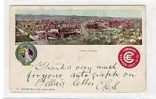 DENVER: Colorado USA postcard (C28216)