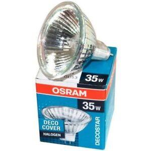 Lot of 5 DecoStar 35W 12V GU5.3 Halogen Lamp - Lamp Reflector 51S