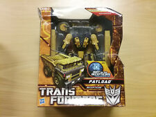 Transformers Hunt for the Decepticons HFTD Payload Damaged Packaging # NEW
