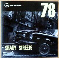 Shady Streets - AVCD 778 - CD
