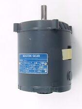 "NEW GE / Boston Gear 5KH32DN454G 1/6 HP, 1P,  Electric Motor CR-G, 5/8"" Shaft"