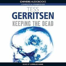 Tess GERRITSEN / [Rizzoli & Isles 07] KEEPING the DEAD    [ Audiobook ]