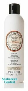 Perlier Shea Butter with Sweet Almond Milk Bath Cream 8.4 oz New & Sealed