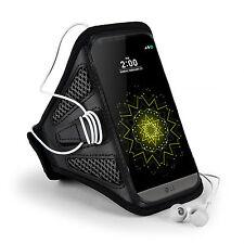 Black Mesh Running Sports GYM Armband for LG G5 / X5 / LG X Power / K5 K7 K10