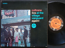 JOHN COLTRANE Live At The Village Vanguard Again! IMPULSE AS9124 Pharoah Alice