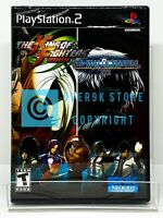 King of Fighters 2002-2003 - PS2 - Brand New | Factory Sealed