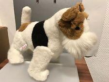 Sigikid Hund  Terrier 33 cm. Unbespielt. Top Zustand
