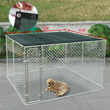 Outdoor Dog Cage Cover Pet House Sun Shade- Uv - Cover Only - Free Shipping