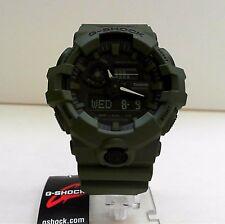 New Casio G-Shock GA-700UC-3A Olive Green Big Case Ana Digi World Time Watch