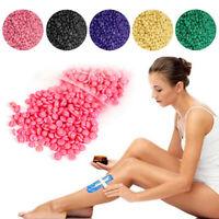No Strip Depilatory Hot Film Hard Wax Beads Waxing Hair Removal Beans 100g/bag
