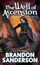 Mistborn #2: The Well of Ascension by Brandon Sanderson (2008, Mass Market PB)