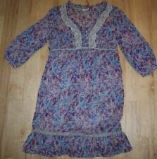 Marks and Spencer Women's Polyester V Neck Tunic, Kaftan Tops & Shirts