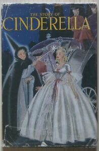 The Story of Cinderella by M. Levy, 1948 - Ladybird Series 413 - E. Bowmar