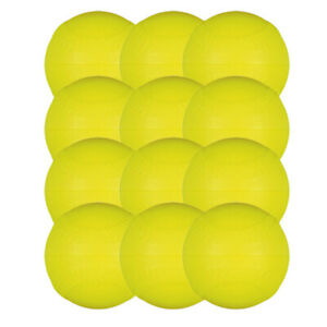 Foam Softball 12 inch - Dozen