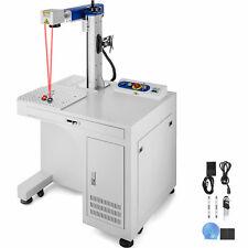 20W Fiber Laser Marking Machine 150*150mm Desktop Laser Focus Marking Printing