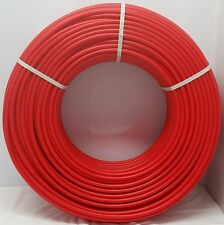 """1000' 1/2"""" RED Oxygen Barrier  PEX tubing for heating and plumbing"""
