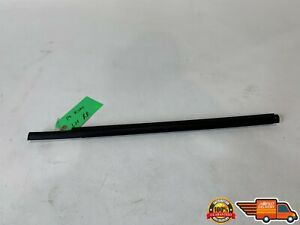 2018-2020 NISSAN KICKS REAR LEFT SIDE DOOR BELT MOLDING TRIM OEM 18 19 20