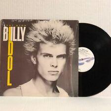 Billy Idol DON'T STOP 12' Maxi-Single CHRYSALIS  PV 4400 Poster SHRINK NM