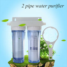 Carbon Water Filter System Reverse Filtration Osmosis Home Drinking Purifier Kit