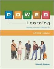 P.O.W.E.R Learning 2004 Edition with PowerText : Strategies for Success in
