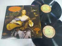 "Alirio Diaz Classic Spanisch Gitarre 1977 USA Edition - Doppel LP 12 "" Vinyl"