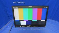"""Plura PBM-120X Advanced Multi-Format HD 20"""" LCD Digital Monitor"""