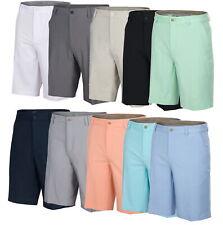 Greg Norman Para hombre ML75 Microlux Stretch Pantalones Cortos De Golf G7S9H902 - 2021 Nuevo