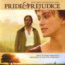 Pride & Prejudice: Music From The Motion Picture CD w/ Artwork 17 trk Thibaudet